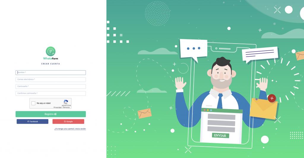 Crea formularios interactivos para Whatsapp